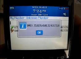 How to check your Blackberry IMEI | BoxTutorials